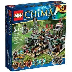 70014 The Croc Swamp Hideout