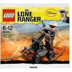 30260 Lone Ranger's Pump Car