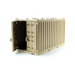 Container FD20 Dark Tan