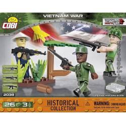 2038 Набор фигурок Вьетнамская война