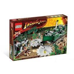 7626 Режущая машина джунглей