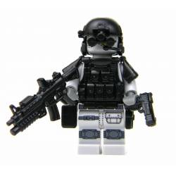 Gray Heavy Assault Army Special Forces