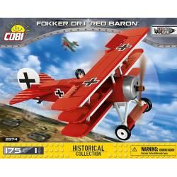 2974 Истребитель-разведчик Фоккер Д.7