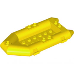 Boat, Rubber Raft, Small