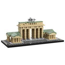 21011 Бранденбургские ворота