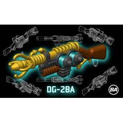 Сверхоружие Wunderwaffe DG-2BA