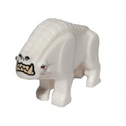 Corellian Hound with Tan Teeth and Orange Eyes Pattern - Star Wars