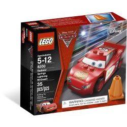 8200 Radiator Springs Lightning McQueen