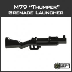 "M79 grenade launcher ""Thumper "", Vietnam era"
