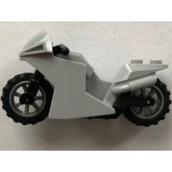 Motorcycle Dark bluish gray