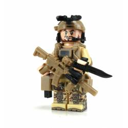 Seal Team 6 Special Forces Minifigure