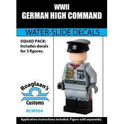 """Наклейки """"Командир немецкой эскадрильи"""""""