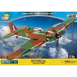 5709 Британский истребитель Хоукер Харрикейн Мк-1