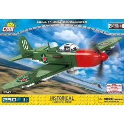 5547 Американский истребитель Белл P-39Q