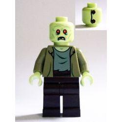 Зомби-пришелец из серии Скуби Ду
