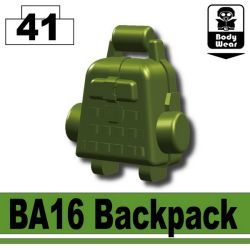 BackPack BA16 green
