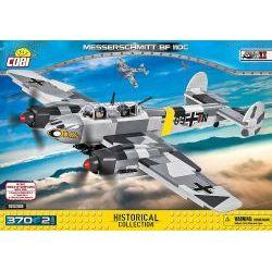 5538 Истребитель-бомбардировщик Мессершмитт Bf.110C
