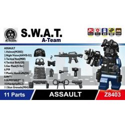 Z8403 S.W.A.T. A-Team (ASSAULT)
