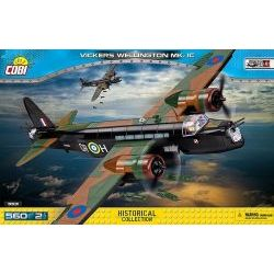 5531 Британский двухмоторный бомбардировщик Mk.1C