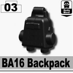 Backpack BA16 Black