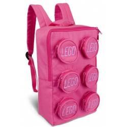 851950 Рюкзак розовый блок