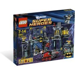 6860 Пещера Бэтмена
