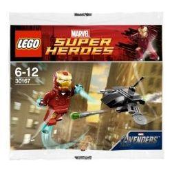 30167 Железный человек против боевого шмеля