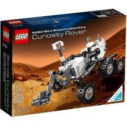 21104 Марсоход Curiosity Rover