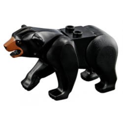 Bear with 2 Studs on Back