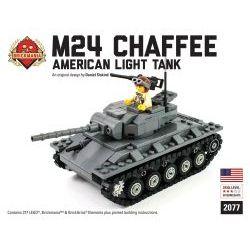 """Легкий американский танк M24 """"Чаффи"""""""