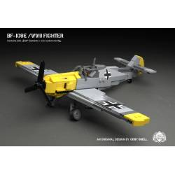 MESSERSCHMITT Bf-109E - WWII Fighter