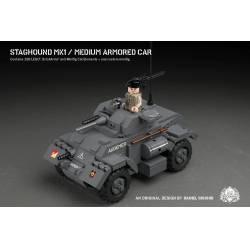 Боевая бронированная машина Стегхаунд