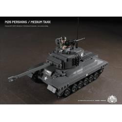Американский танк M-26 Першинг