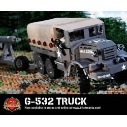 G-532 Truck - 7 1/2 Ton 6x6