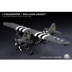 L-4 Grasshopper - WWII Liaison Aircraft