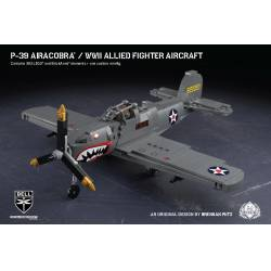 P-39 Airacobra – WWII Allied Fighter Aircraft