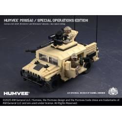 Американский вездеход Хаммви M1165A1