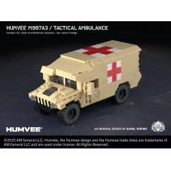 Американский санитарная машина Хаммер M997A3