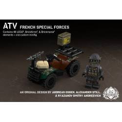 ATV - French Special Forces
