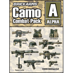 Camo Combat Pack - ALPHA