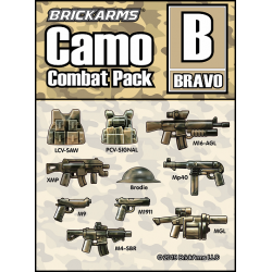 Camo Combat Pack - BRAVO