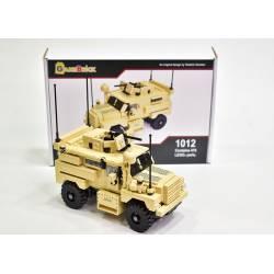Cougar (Mine-Resistant Ambush Protected)