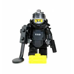 Bomb Squad Explosive Disposal Specialist