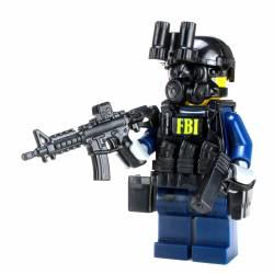 Fbi Swat Critical Incident Response Cirg Officer