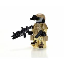 Army Special Forces Tan Heavy Assault Commando