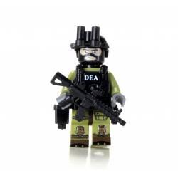 DEA Special Response Team SRT Officer