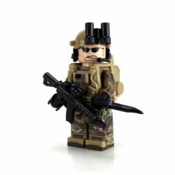 Army OCP Infantry 10th Mountain Minifigure