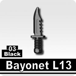 Bayonet L13 Black