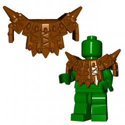 Броня Человека-ящера коричневая