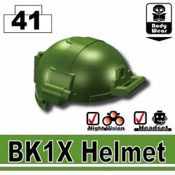 BK1X Helmet Tank Green